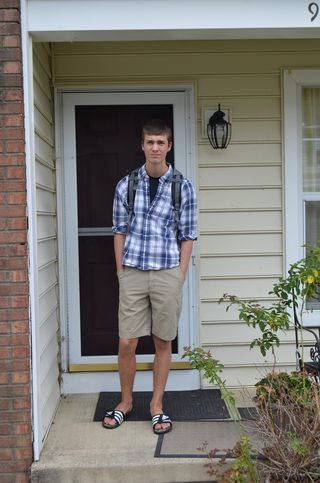 Zach1stDay12thGrade