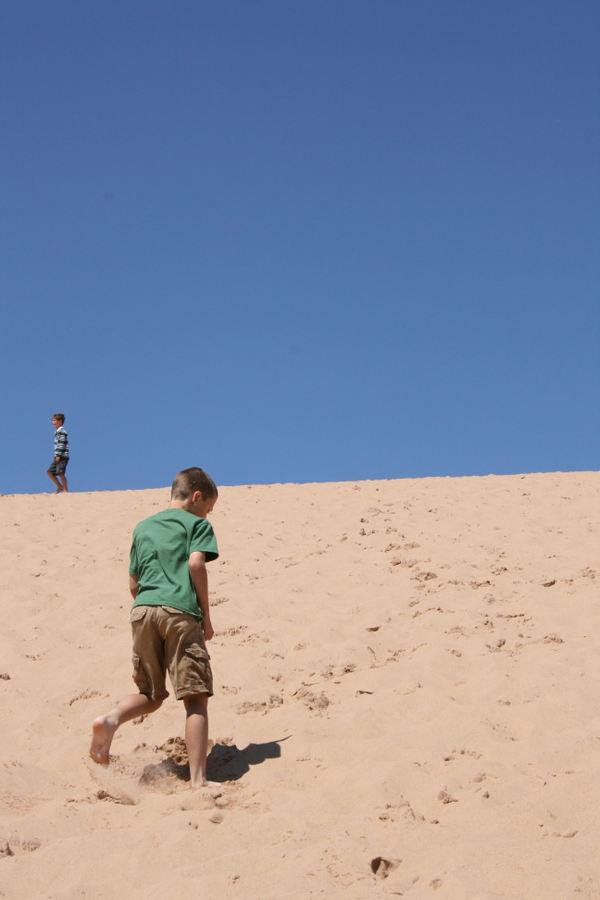 Dune_climb